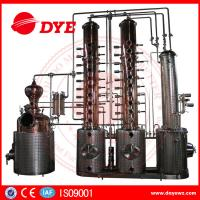 Best 130gal Wine Copper Distilling EquipmentAlcohol Distiller Semi - Automatic wholesale