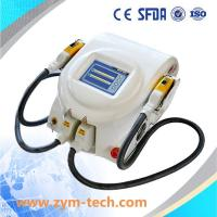 China Most effective ice shr & IPL laser hair removal machine on sale