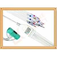 Best BR 911D Nihon Kohden Ecg Cable One Piece Ecg Cable Banana AHA wholesale