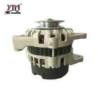 China 12v 90a Bobcat Atv Alternator , 6678205 Heavy Duty Truck Alternator Single Pulley on sale