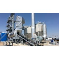Best LB-2000 model Asphalt mixing Plant , 0.075mm aggregate 0.7MPA compressor, 5.5kw filler conveyor wholesale