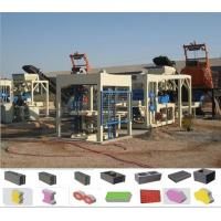 Best concrete block making machine supplier in China wholesale