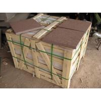 China Natural Purple sandstone tiles and slabs for sale