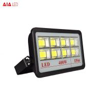 Best New water proofing IP66 high power led flood lights COB 400W LED Flood lighting for hotel wholesale