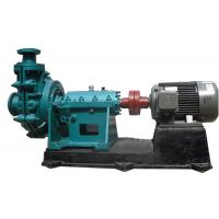 Best Large Capacity Elctric Pumping Sand Slurry , Portable Slurry Pump Easy Operation wholesale