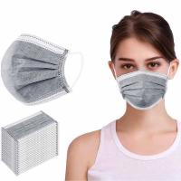 Best Earloop Style Disposable Non Woven Face Mask Effectively Remove Unpleasant Smell wholesale