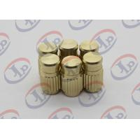 Best ISO SGS CNC Production Machining Blind Via Hole Brass Nuts With M3 Internal Thread wholesale