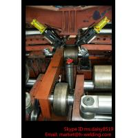 Cheap T / I / H Beam Welding Line With Automatic Flux Recycling System Assembly and Straightening for sale