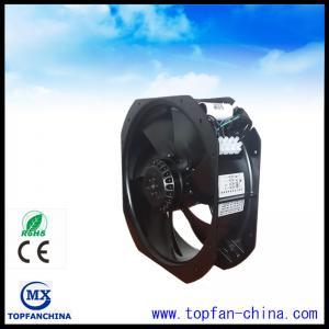 China Metal Blade 220V / 380V Brushless Industrial AC Motor Fan 50Hz / 60Hz on sale
