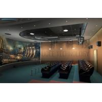 Best 5D theater system , arc silver screen , perfect fusion effect wholesale