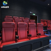 Best 4D Home Theater System Cinema Equipment With Motion Chairs And Projectors wholesale