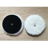 Best Wear Resistant Hook And Loop Polishing Pads With Car Care / Customized Size wholesale