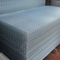 Best 50*50mm Hot Dipped Galvanized Welded Wire Mesh Sheet Durable for Cages wholesale