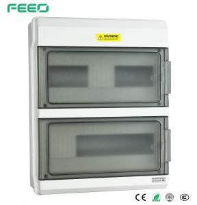 Best Power Distribution MCB Fuse SPD Enclosure IP66 Junction Box 4 12 18 24 36 Ways wholesale