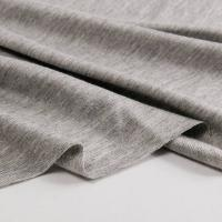China Knit Plain Dyed Jersey Stretch 95% Rayon 5% Spandex Fabric For Garment on sale