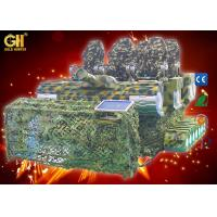 China Amusement 9D Electric Motion Ride Movie Theater / Vr Tank Simulator on sale