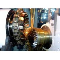 15KVA CNC Gear Cutting Machines For Zero Bevel Gears, High Precision Siemens System