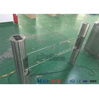 Best Intelligent Swing Automatic Barrier Gate With Aluminum Alloy Mechanism with people counting systems wholesale