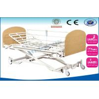 Best Extension Semi Fowler Electric Nursing Beds , 3 Function Critical Care Beds wholesale