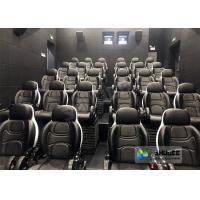 Buy cheap Ultra Durable 5D Movie Theater With Electric High - end System Motion Chair from wholesalers