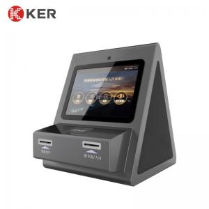 Best Infrared Induction 15 Inch Desktop Hotel Self Check In Kiosk wholesale
