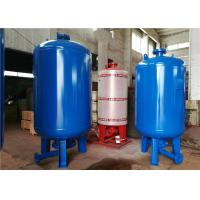 Cheap Potable Water Expansion Diaphragm Pressure Tank With Natural Rubber Membrane for sale