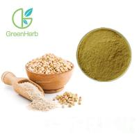 Best Tartary Buckwheat Extract Herbal Plant Extract Brown Yellow Powder Anti Oxidation wholesale