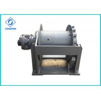 Best Double Single Drum Industrial Hydraulic Winch Free Fall Anchor For Road Recovery wholesale