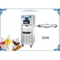 Best Commercial Frozen Yogurt Ice Cream Machine with Double Control Systems wholesale