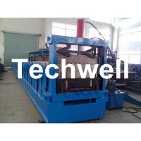 Best 15KW Steel C Shaped, C Profile Purlin Roll Forming Machine For 1.5 - 3.0mm Thickness wholesale