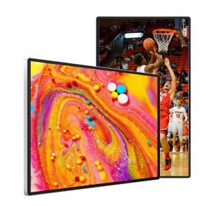 Best 4mm Tempered Glass Indoor Digital Advertising Screens RAM 2G ROM 8G wholesale