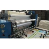 3.7KW Film Laminating Machine , Semi automatic Lamination Machine