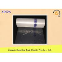 Best LDPE 100% PE raw new material food grade bag rolls plastic edge eco-friendly wholesale