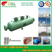 Best 500 Ton coal steam boiler mud drum manufacturer wholesale
