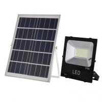 Best New design CE surface mounted warm pure white high lumen outdoor waterproof ip66 LED solar flood light 200w wholesale