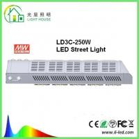 Best Meanwell Driver Solar Powered Led Street Lights / Led Road Lamp 250w 130 Lm / W wholesale