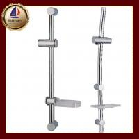 China SS Shower Sliding Bar For Vietnam Bathroom Faucet Accessory 600MM on sale