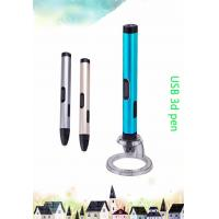 Best Dewang 3D Print Pen Fancy Design Light In Weight With Four Colors To Choose Birthday Gift For Kids wholesale