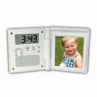 Best 4-in-1 Recording Photo Frame with Clock Display and Photo Frame wholesale