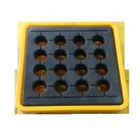 Cheap IBC Chemical Spill Containment Trays , 4 IBC Tank Safety Storage Spill Deck And for sale