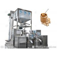 Best Henan GELGOOG Industrial Nut Butter Grinder , High Automation Peanut Butter Processing Machine wholesale