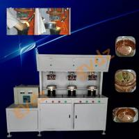 Best Hot Sale Induction Brazing Welding Machine For preheating brass pot bottom wholesale
