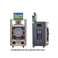 Best professional Karaoke speaker system & active speaker with DVD player/party light/LCD screen wholesale