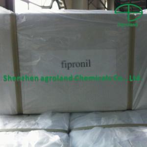 Best Insecticide Fipronil 97%TC, 80% WDG; 10% EC; 5% SC; 2.5% E.C.  wholesale