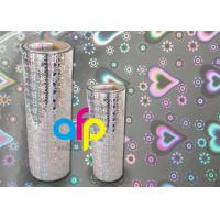Best 3 Inch Core Metalized Polyester Film , Various Color Thermal Lamination Films wholesale