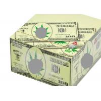 Best Hornet Dollar Pattern Cigarette Paper Roll Slow Burning Style Translucent wholesale