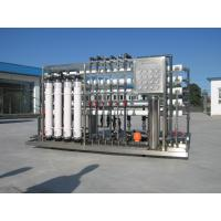 Best Stainless Steel Reverse Osmosis Drinking Water System 6.7KW 4000 * 800 * 1900 MM wholesale
