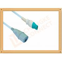 Best Siemens Draeger Invasive Blood Pressure Cable IBP Adapter Cable Edwards wholesale