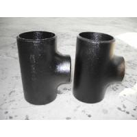 Best ASME A234 Wpb Carbon Steel Tee / Carbon Steel Pipe Fitting wholesale