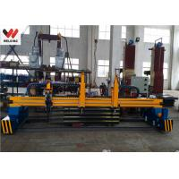 Best Custom CNC Strip Cutting Machine With Flame / Oxygen Fuel For Plate Cutting Equipment wholesale